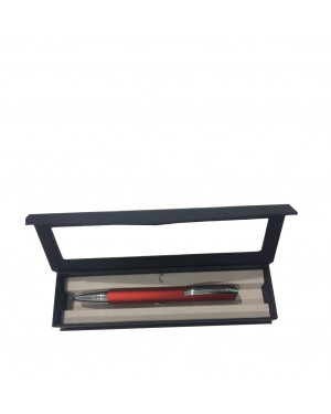 Penna a Sfera Unisex | WhyNot Online Vision Class | 36626-Rossa
