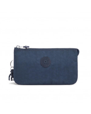 Astuccio Medio Creativity L Kipling Blu Valigeria.it