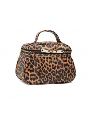 Beauty Lalie Guess Leopardato Valigeria.it