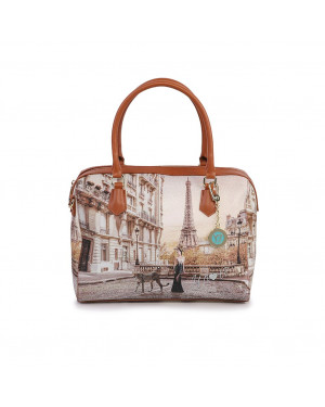 Borsa Donna Bauletto YesBag Ynot Sauvage Valigeria.it