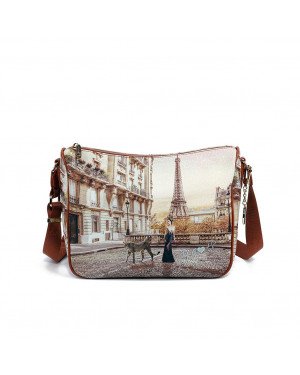 Borsa Donna Sacca YesBag Ynot Sauvage Valigeria.it