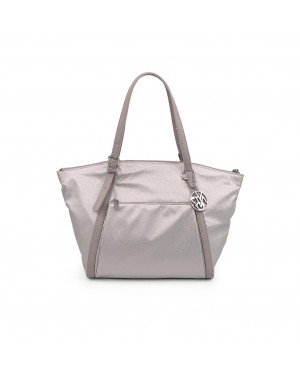 Borsa Donna Shopping Cloud Ynot Argento Valigeria.it