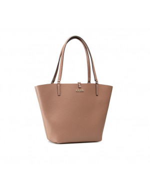 Borsa Donna Shopping Guess Beige HWVG7455230 Valigeria.it