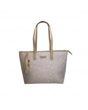 Borsa Donna Shopping White Lady PashBag 9581MARLENE Valigeria.it