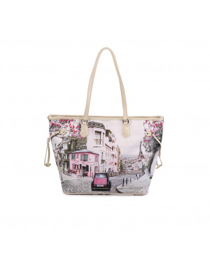Borsa Donna Shopping Ynot Paris Charleston Valigeria.it