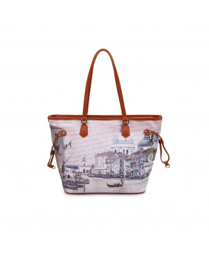 Borsa Donna Shopping Ynot Venezia Canal Valigeria.it