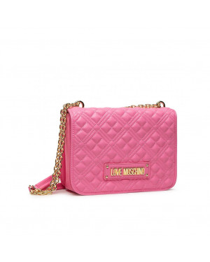 Borsa Donna Tracolla Love Moschino Rosa Valigeria.it