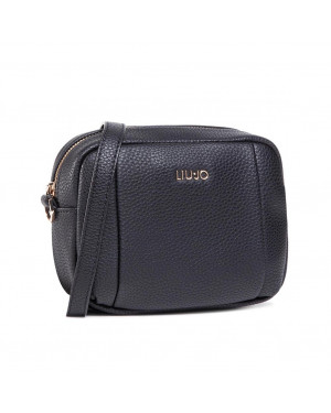 Borsa Donna Tracolla Media Liu jo Nero AA1107E002722222 Valigeria.it