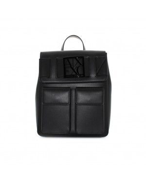 Borsa Donna Zainetto Armani Exchange Nero Valigeria.it