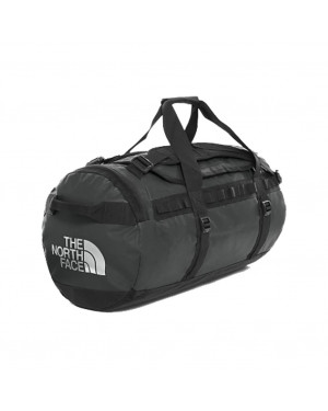 Borsone 2 Manici a Bauletto M The North Face Base Camp Duffel T93ETP-Black