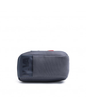 Marsupio Nava Design Passener Blu Rosso CO090 Valigeria.it
