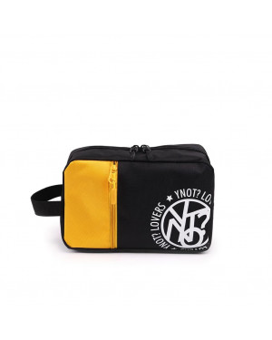 Necessaire Zip Semplice Skipper Ynot Black Valigeria.it