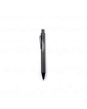 Penna Sfera Ball Point Spalding & Bros Nero Valigeria.it