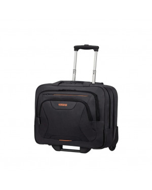 Pilota Trolley Nero American Tourister 33G006-BlackOrange Valigeria.it
