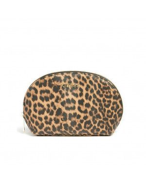 Pochette Lalie Dome Guess Leopardato Valigeria.it