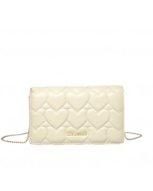 Pochette Love Moschino Avorio JC4257PP0CKG0110 Valigeria.it