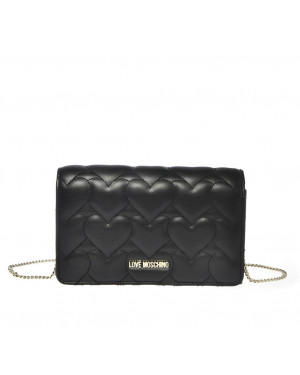 Pochette Love Moschino Nero JC4257PP0CKG0000 Valigeria.it