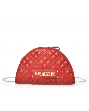 Pochette Love Moschino Rosso JC4013PP1CLA0500 Valigeria.it