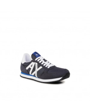 Scarpa Uomo Taglia 41 Armani Exchange Blu Valigeria.it