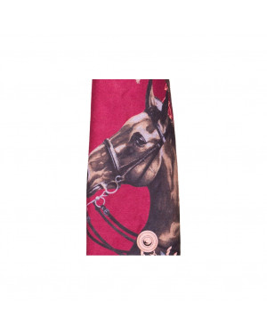 Sciarpa Donna Fantasia Cavallo Pia Rossini HARRIETSCARF | Valigeria.it