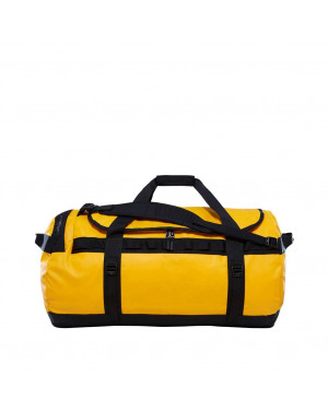 Borsone 2 Manici a Bauletto L | The North face Base Camp Duffel | T93ETQ-Summit Gold/Black