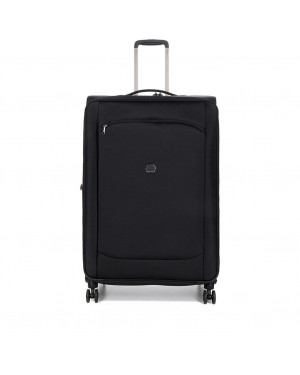 Trolley Morbido Grande Delsey Nero 00235283000 Valigeria.it