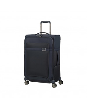 Trolley Morbido Media Samsonite Blu KE0005 Valigeria.it