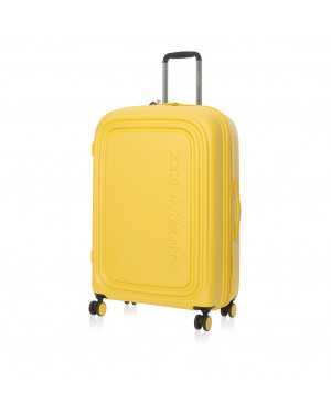 Trolley Rigido 4 Ruote Large Espandibile Mandarina Duck Logoduck+ P10SZV33 | valigeria.it