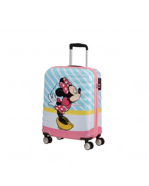 Trolley Rigido Cabina American Tourister Wavebreaker Disney 31C001 Valigeria.it