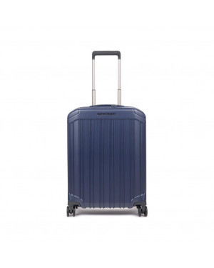 Trolley Rigido Cabina Pq Light Piquadro Blu Valigeria.it