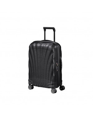 Trolley Rigido Cabina Samsonite Nero CS2007 Valigeria.it