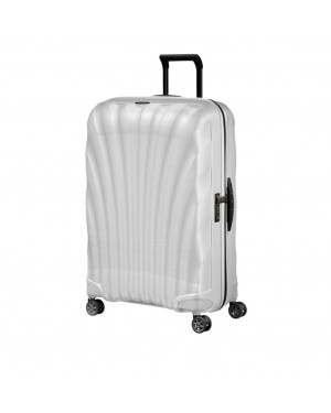 Trolley Rigido Grande Samsonite Bianco CS2004 Valigeria.it