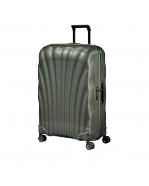 Trolley Rigido Grande Samsonite Grigio CS2004 Valigeria.it