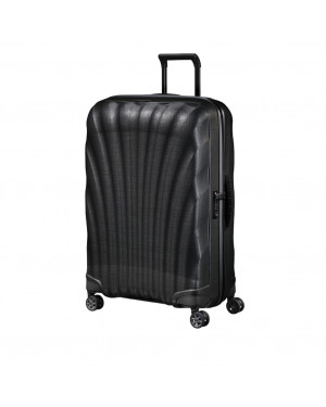 Trolley Rigido Grande Samsonite Nero CS2004 Valigeria.it
