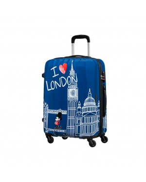 Trolley Rigido Medio American Tourister Disney Legends 19C007 Valigeria.it