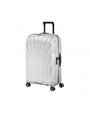 Trolley Rigido Medio Samsonite Bianco CS2003 Valigeria.itTrolley Rigido Medio Samsonite Bianco CS2003 Valigeria.it