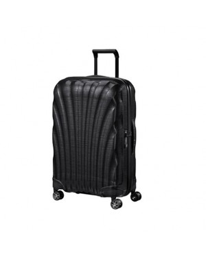 Trolley Rigido Medio Samsonite Nero CS2003 Valigeria.it