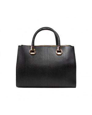 Borsa Donna Due Manici Liu Jo Nero AA1171E001822222 Valigeria.it