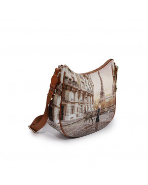 Borsa Donna Sacca YesBag Ynot Sauvage Valigeria.itBorsa Donna Sacca YesBag Ynot Sauvage Valigeria.it