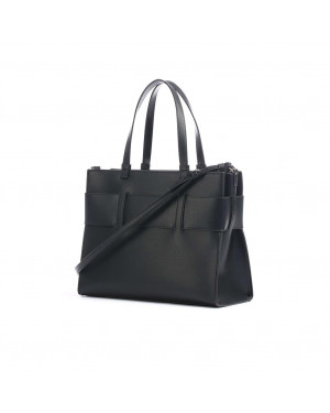 Borsa Donna Shopping Armani Exchange Nero Valigeria.it