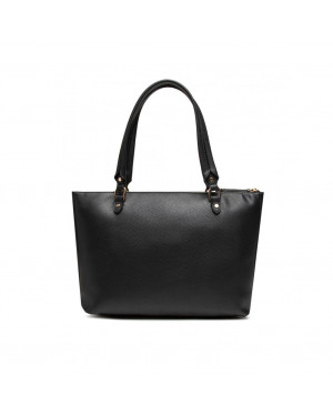 Borsa Donna Shopping Grande Liu Jo Nero AA1099E002722222 Valigeria.it