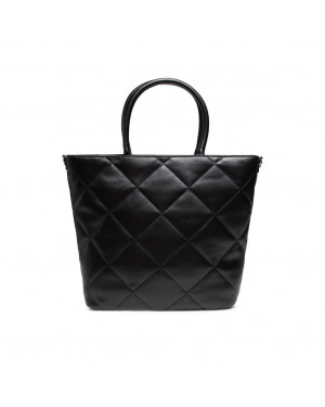 Borsa Donna Shopping Liu Jo Nero HWQB7580230 Valigeria.it