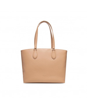 Borsa Donna Shopping Media Patrizia Pepe Beige 2V9900A4U8B685 Valigeria.it
