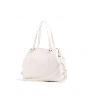 Borsa Donna Shopping Satchel Bianco Liu jo Valigeria.it