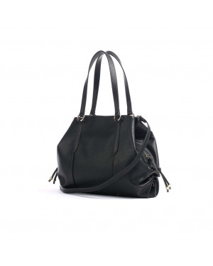 Borsa Donna Shopping Satchel Nero Liu jo Valigeria.it