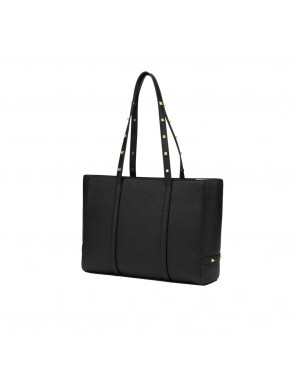 Borsa Donna Shopping Stampato Love Moschino Nero JC4076PP1CLG100A Valigeria.it