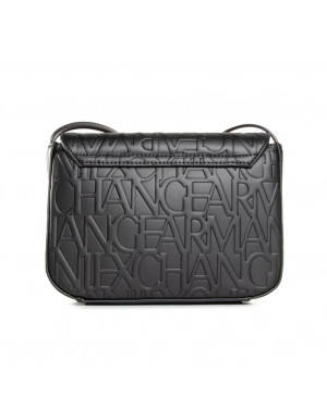Borsa Donna Tracolla Armani Exchange Nero Valigeria.it
