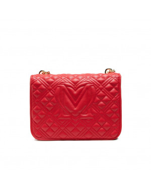 Borsa Donna Tracolla Love Moschino Rosso Valigeria.it