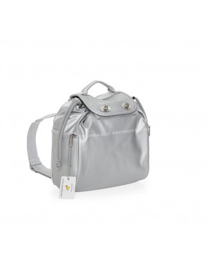 Borsa Donna Zainetto Mandarina Duck Silver Valiegria.it