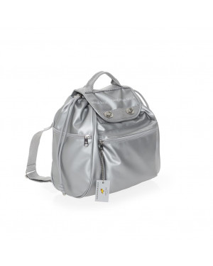 Borsa Donna Zainetto Mandarina Duck Silver Valigeria.it